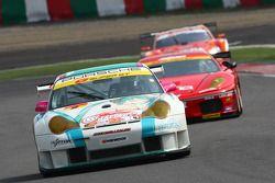 #9 Hatsunemiku X GSR Porsche: Taku Banba, Masahiro Sasaki
