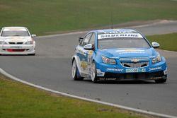 Alex McDowall leads Martin Johnson