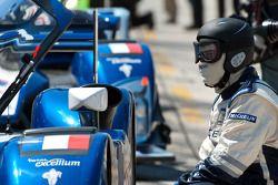 Team Peugeot Total lid