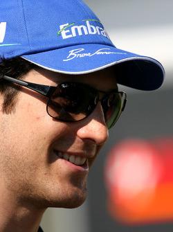 Bruno Senna, HRT F1 Team