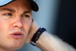 Nico Rosberg, Mecedes GP Petronas