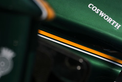 Lotus F1 Team atmosphere, cosworth