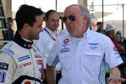 David Richards chats with Pedro Lamy
