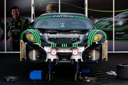 Extreme Speed Motorsports paddock