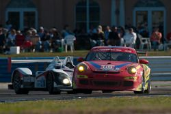 #69 WERKS II Racing Porsche 911 GT3 Cup: Robert Rodriquez, Galen Bieker, Cory Friedman