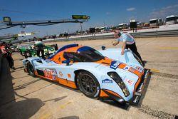 #007 Aston Martin Racing Lola B09 60 Aston Martin: Stefan Mücke, Harold Primat, Adrian Fernandez