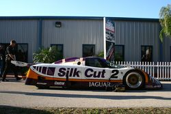 TWR Racing Silk Cut Castrol Jaguar XJR-9LM 1988 Le Mans Winnaar
