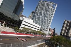 Ryan Hunter-Reay, Andretti Autosport, Dan Wheldon, Panther Racing