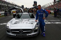 Bernd Maylander, FIA F1 ve GP2 Mercedes Güvenlik Aracı Pilotu