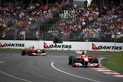Felipe Massa, Scuderia Ferrari Fernando Alonso, Scuderia Ferrari
