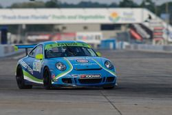 #75 TaxMasters Racing: Patrick Cox