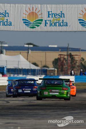 #33 Kelly Moss Racing: Peter LeSaffre