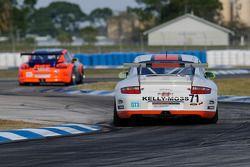 #71 Kelly Moss Racing: Paul Barnhart Jr.