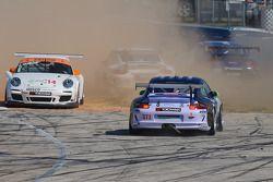 Spin voor #14 AASCO Motorsports: Javier Quiros
