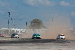 #14 AASCO Motorsports: Javier Quiros, #45 Policasto Motorsports: Joseph Policastro Sr., #75 Taxmaste