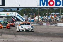 #65 Kelly Moss Racing: Rob Walton
