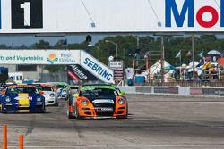#26 NGT Motorsports: Henrique Cisneros, #47 Orbit Racing: John Baker