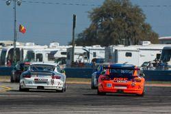#18 DragonSpeed: Nick Jones, #25 NGT Motorsport: Andres Cisneros