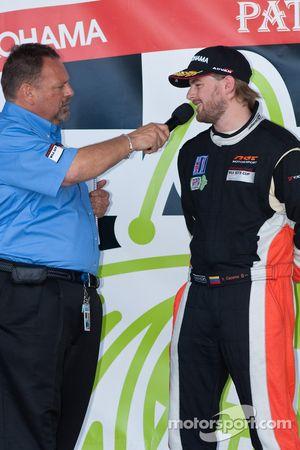 #26 NGT Motorsports: Henrique Cisneros