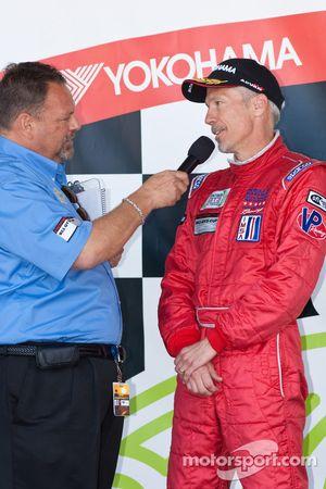 #92 Kelly Moss Racing: Darrell Carlisle
