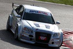 #35 Hop Mobile Audi Sport Italia Audi RS4: Roberto Papini