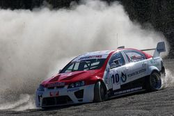 #10 Motorzone Chevrolet Lumina CR-8: Domenico Caldarola