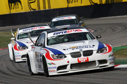 #03 Team BMW Italia BMW M3 Coupè (e92): Thomas Biagi