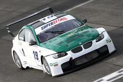 #19 RGA Sportmanship BMW M3 Coupé (e92): Domenico Schiattarella