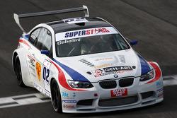 #02 Team BMW Italia BMW M3 Coupé (e92): Stefano Gabellini