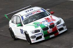 #08 Movisport BMW M3 (e90): Francesco Ascani