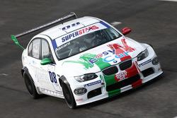 #08 Movisport BMW M3 (e90): Francesco Ascani