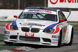#01 Team BMW Italia BMW M3 Coupé (e92): Gianni Morbidelli