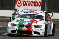 #69 Movisport BMW M3 (e90): Kristian Ghedina