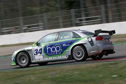 #34 Hop Mobile Sport Italia Audi RS4: Alberto Cola