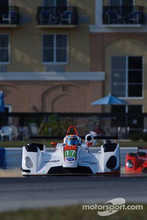 #17 Barnhart Racing: Paul Barnhart III