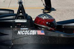 #8 Primetime Race Group Elan DP02: Anthony Nicolosi