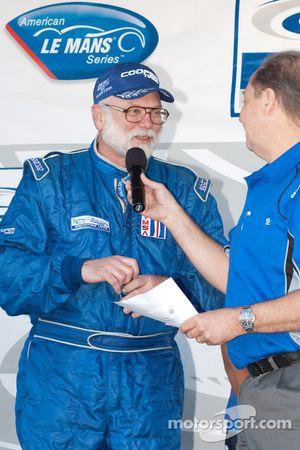 #07 Clueless Racing West WR1000: Rick Bartuska