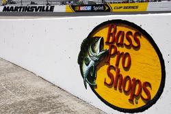 Earnhardt Ganassi Racing Chevrolet zone des stands