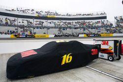 Voiture de Greg Biffle, Roush Fenway Racing Ford
