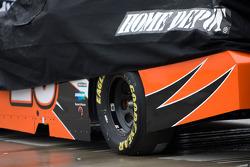 Voiture de Joey Logano, Joe Gibbs Racing Toyota