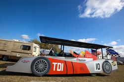 La Audi R15 'Plus' était à Sebring après tout