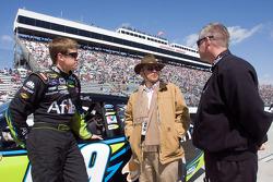 Carl Edwards, Roush Fenway Racing Ford, Jack Roush et Bob Osborne