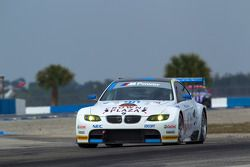 #90 BMW Rahal Letterman Racing Team BMW E92 M3: Dirk Muller, Joey Hand, Andy Priaulx