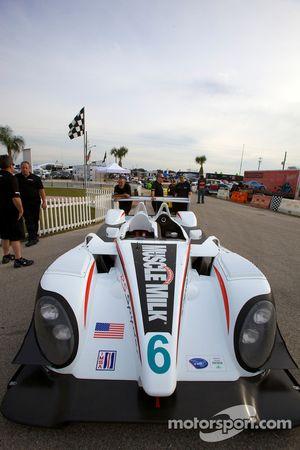 #6 Team Cytosport Porsche RS Spyder