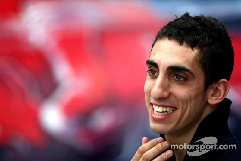 2010 - Toro Rosso, Sebastien Buemi