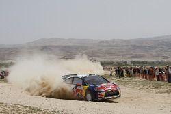 Auto Citroën C4 de Daniel Sordo y Marc Marti, Citroën Total World Rally Team