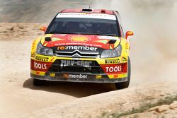 Petter Solberg and Philip Mills, Citroën C4 WRC, Petter Solberg Rallying