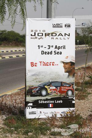 Rally Jordan ad with Sébastien Loeb