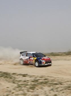 Citroën C4 de Sébastien Loeb y Daniel Elena, Citroën Total World Rally Team