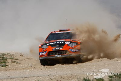 Rally de Jordania